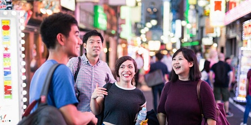 Shinjuku Night Walking and Food Tours