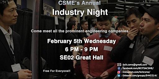 CSME Industry Night 2020