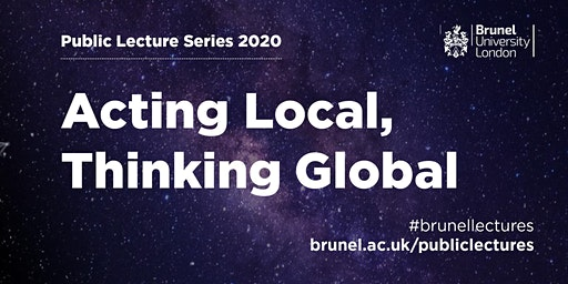 Public Lecture Series: Acting Local, Thinking Global  -  People Power