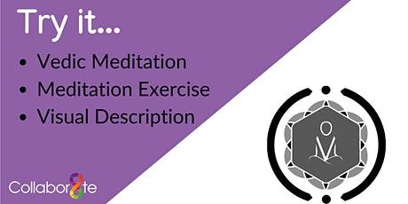 Try It... Vedic Meditation Introduction tickets