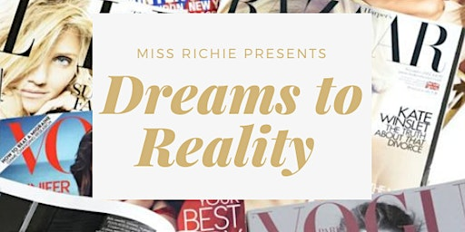Dreams to Reality Vision Board Workshop