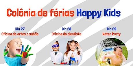 Colônia de Férias Happy Kids ingressos