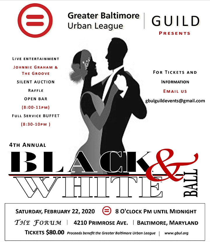 GBUL Black & White Ball image