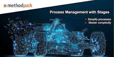 Erfolgreiches Engineering mit Prozessmanagement 4.0 und Stages Tickets