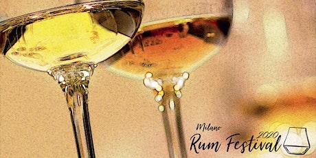 Milano Rum Festival - Ingresso Gratuito biglietti
