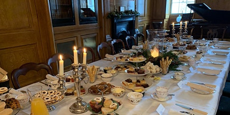 Galentine's Afternoon Tea at 16 New Street Georgian House tickets