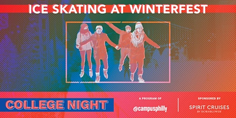 College Night: Ice Skating at Winterfest! tickets