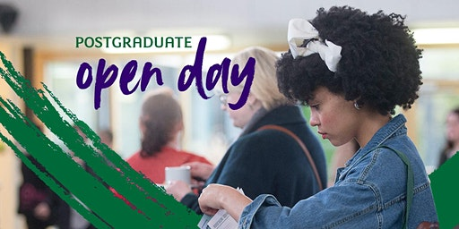 Postgraduate Open Day March 2020