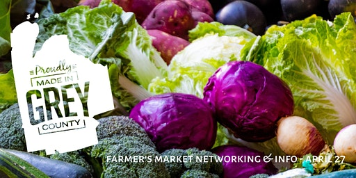 Farmers' Market Networking and Info Session