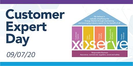 Customer Expert Day tickets