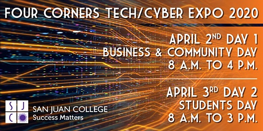 Four Corners Tech/Cyber Expo 2020