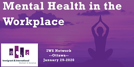 Mental Health in the Workplace- Ottawa, ON tickets