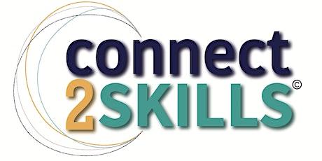 connect2SKILLS Graduation tickets