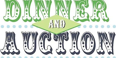 St James Annual Outreach Dinner & Auction tickets