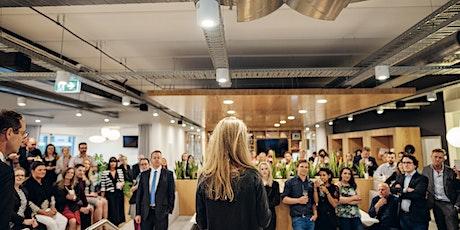 Regus – Raum für Innovationen Tickets