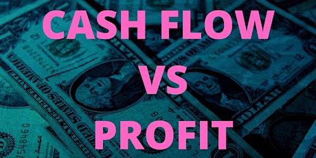 Cash Flow vs. Profit Info Session tickets