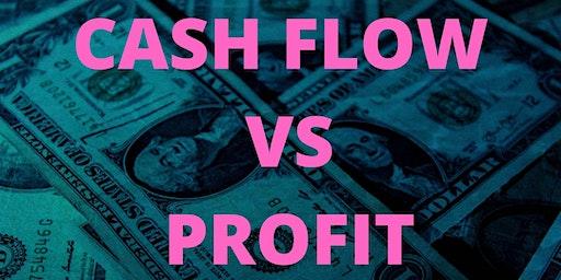 Cash Flow vs. Profit Info Session