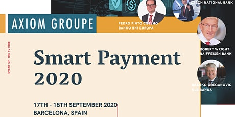 Smart Payment 2020 by Axiom Groupe entradas