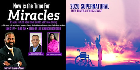 Now Is the Time for Miracles 2020 tickets