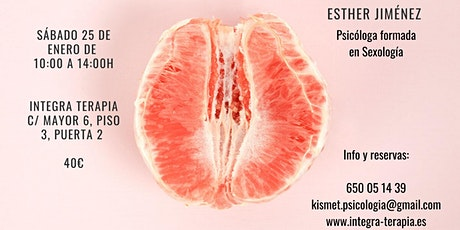 Taller Sexualidad & Mujer tickets