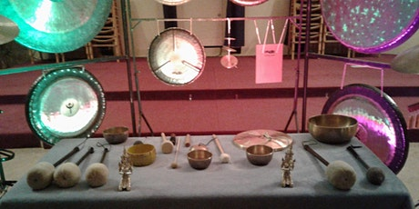Music Meditation With Singing Bowls and Gongs tickets