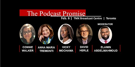 The Podcast Promise tickets