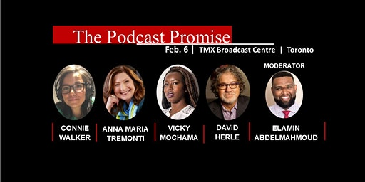 The Podcast Promise