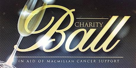 Macmillan Charity Ball tickets
