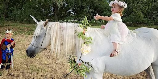 Unicorn Princes & Princesses Tea Party