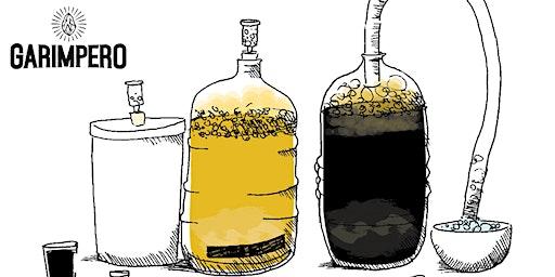 Curso Cerveja Caseira Garimpero - Iniciante/Turma 04