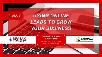Using Online Leads to Grow Your Business