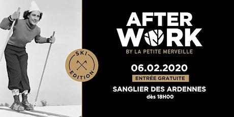 After Work : Ski Edition billets