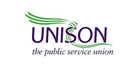 Salford City UNISON AGM 2020 tickets