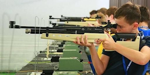 February Half-Term Activity Air Rifle/Pistol Shooting Sevenoaks, Kent 17 February to 21 February