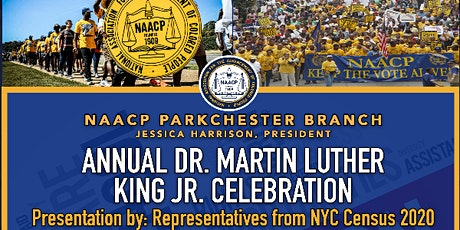 NAACP Parkchester Dr. Martin Luther King Jr Celebration and Census Forum tickets