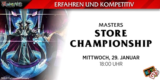 Force of Will Masters 2020: Store Championship
