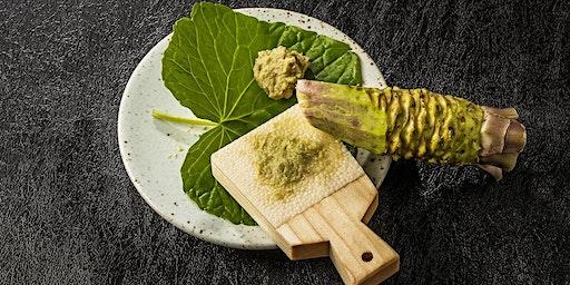 Il vero sapore del Wasabi - Serata degustazione con sake e ramen