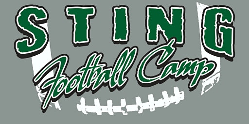 2020 Youth Football Camp (2nd-6th grade) Hosted by SHS