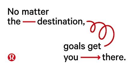 Vision & Goals morning session - lululemon Amsterdam tickets