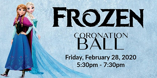 Frozen Coronation Ball