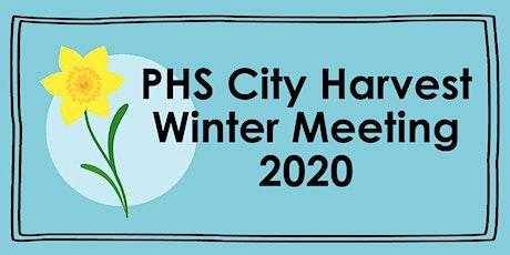 City Harvest Winter Meeting 2020 tickets