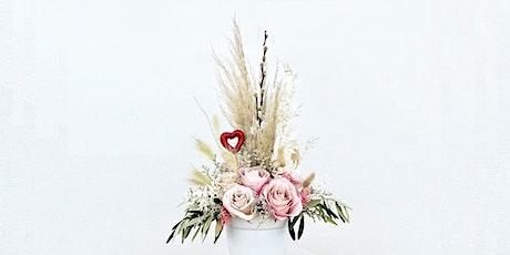 Dayton - DIY Galentine's Flower Arrangement Class tickets