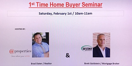 1st Time Home Buyer Seminar   -   Conveniently located just off I-90 near O'Hare tickets