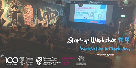 Start-up Workshop #4 - Introduction to Marketing (For Business) tickets