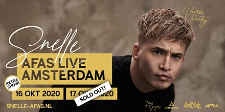 Snelle in AFAS Live - SHOW 2 tickets