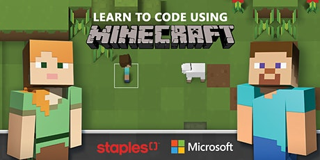 Minecraft - Hour of Code tickets