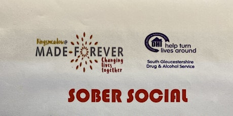 Sober Social @ Kingsmeadow MadeForever tickets