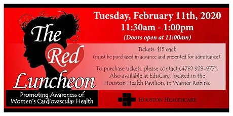 The Red Luncheon tickets