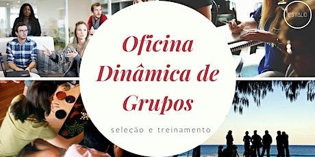 Oficina de Dinâmicas de Grupo - 11º Edição ingressos
