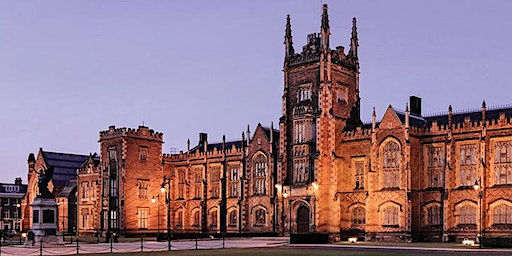 Study Medicine at Queen's University Belfast